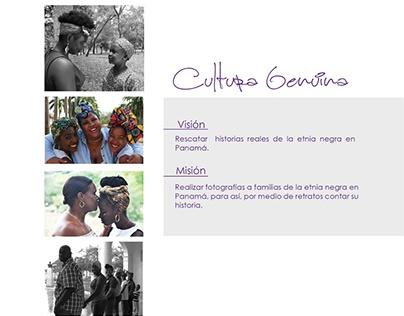 Visión y Misión de mi Proyecto Cultura Genuina