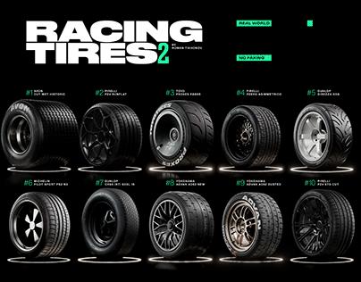 Racing Tires 2 3D WHQ