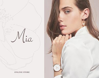 Online store Mia