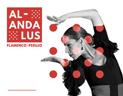 Al-Andalus - Flamenco Perujo Branding & Identity