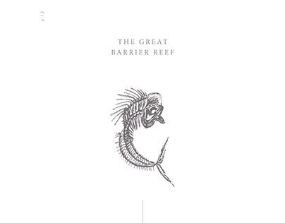 Typography Design 2017: Ocean Conservation