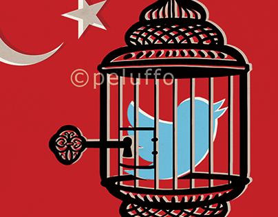 Journalistic censorship in Turkey