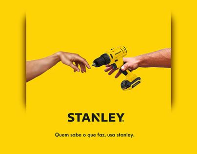 STANLEY - Quem sabe o que faz, usa. - Concorrência