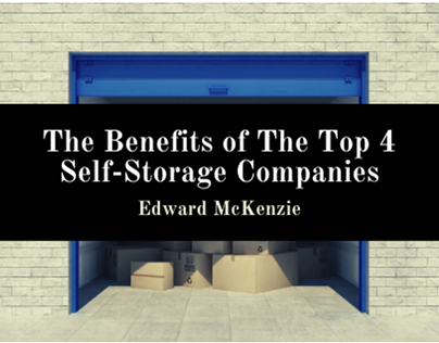 The Benefits of The Top Self-Storage Companies