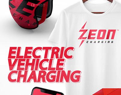 Zeon Charging - Branding design
