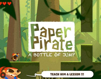 Paper Pirate