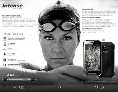 Akua Mobile Product Brochure