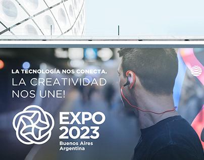 Concurso Diseño de Identidad Visual Expo 2023