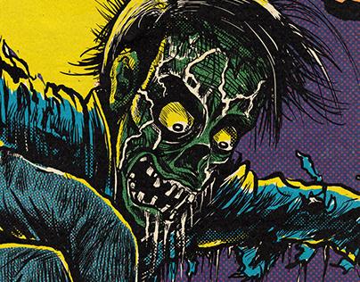 Night of the JiuJitsu Zombies