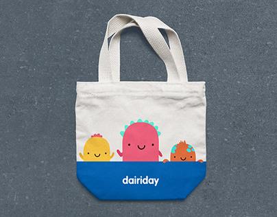 Dairiday Rebrand