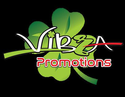 Animación logo Vibra Promotions