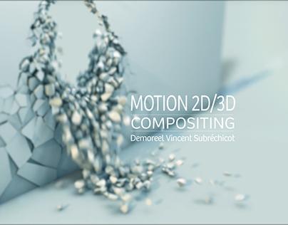 Animation Motion 2D/3D