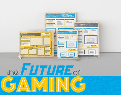 Future of Gaming Branding Project