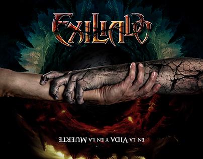 """Exiliado · CD """"En la vida y en la muerte"""""""