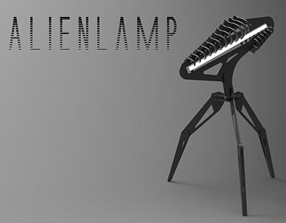 ALIENlamp