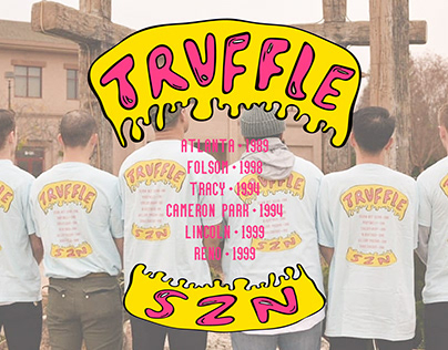 Truffle SZN Apparel Design