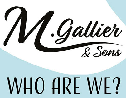 M. Gallier & sons