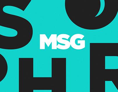 MSG SHORTS