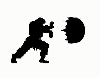Street Fighter animation