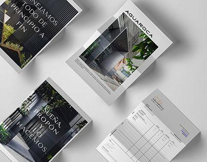 Agua Roca - Branding & Web Design