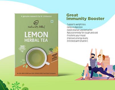 Nature's Ally Herbal Tea