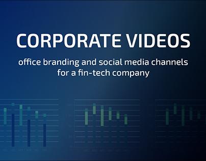 corporate videos reel