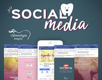 Social Media // Odontología Integral Oaxaca
