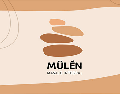 Branding - Mülen, masaje integral