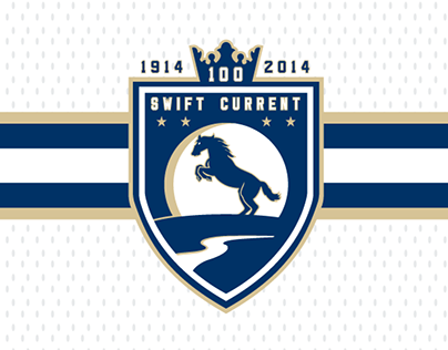Swift Current Broncos: City of Swift Current Centennial