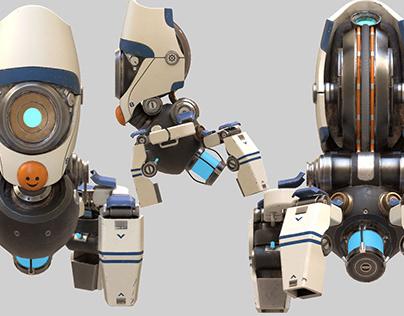 Sentry Bot - Bullet Ville