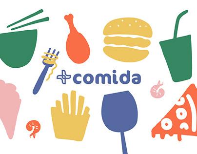 +comida