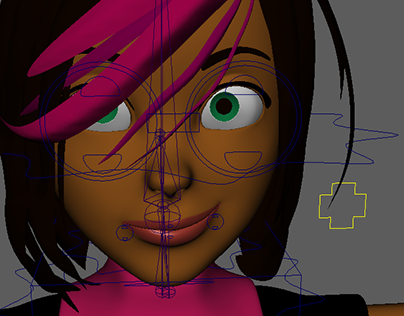 WIP Character Rig