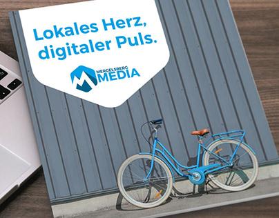 Mergelsberg Media - imagebroschüre