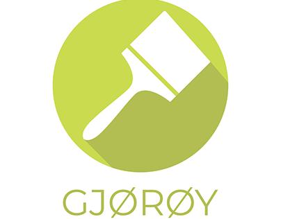 Logo Gjørøy Malerservice