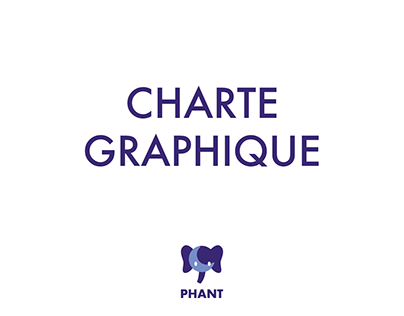 PHANT - Charte Graphique