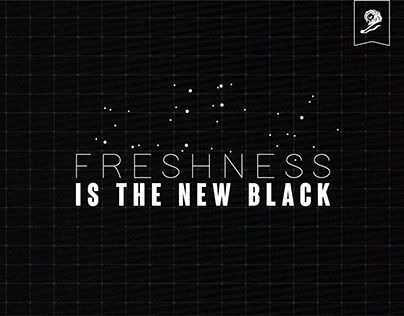 Freshness is the new black / Young Lions 2019 Design