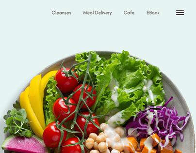 Healthy Food Cafe
