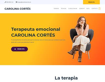 Terapeuta emocional Carolinacortes.es