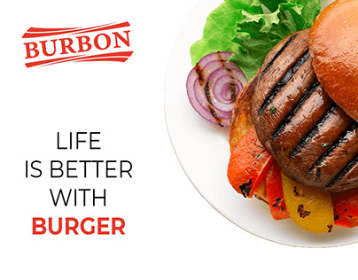 Burger restaurant Web Design