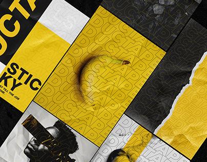 Ductape Studio - full Brand identity