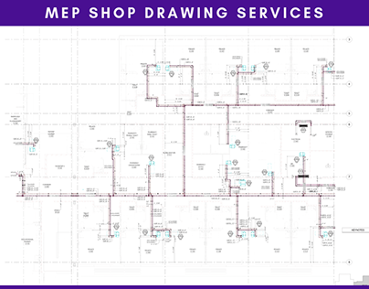 Get best MEP Shop Drawing Services in Tennessee