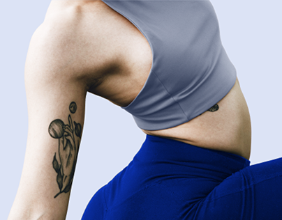 Yoga Flat | Branding concept for yoga studio