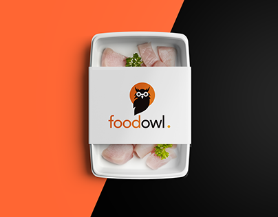 Food Owl//Branding