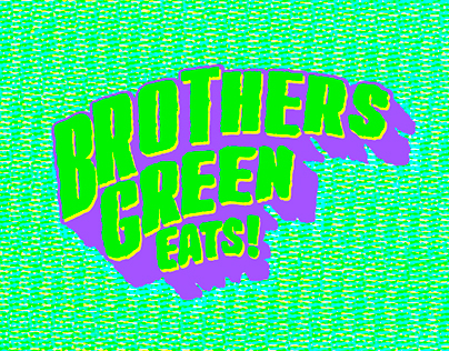 MTV / Brothers Green Eats!