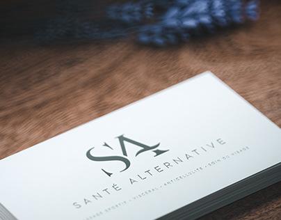 Logo for Sante Alternative Geneva