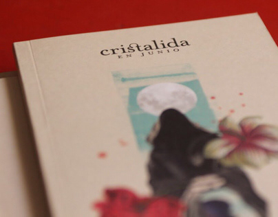 Ilustración y diseño para Libro de poesía.