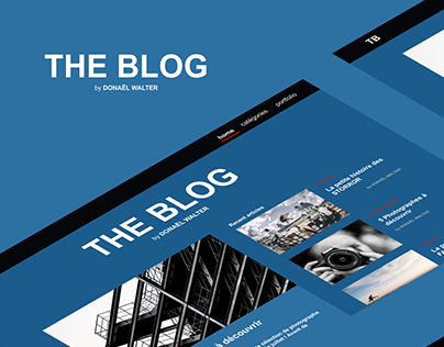 The Blog - Website
