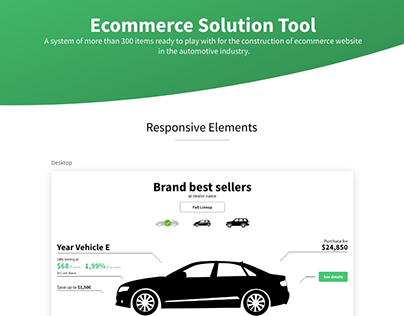 Ecommerce solution platform