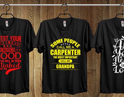 Morden T Shirt Design Template