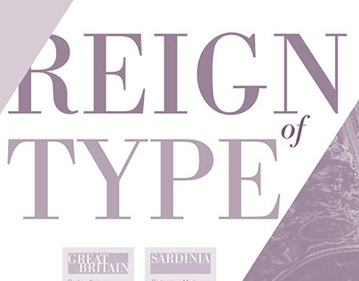 Reign of Type